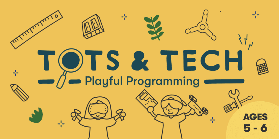 Tots & Tech: Playful Programming for Preschoolers