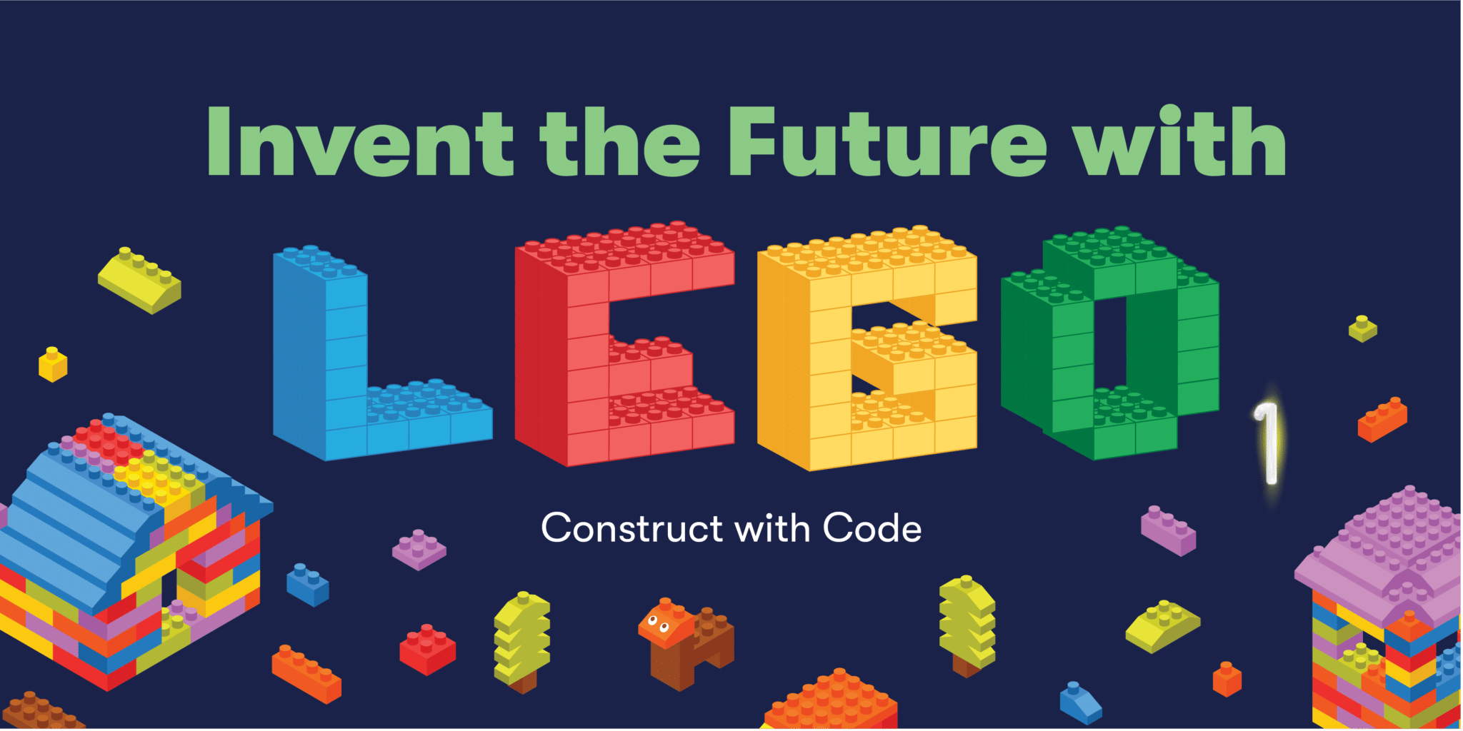Invent the Future with Lego - Construct with Code