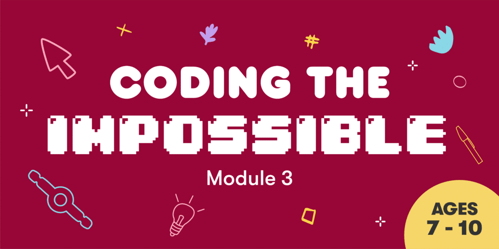 Coding the Impossible 3