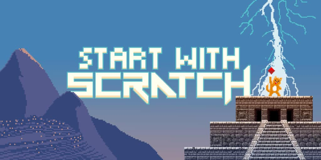 Start with Scratch: Your Adventure Begins Here (In Japanese)